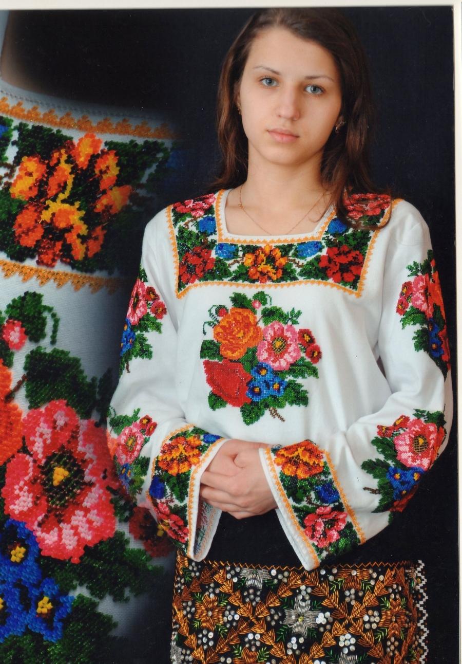 Блузки Вишиті Фото В Самаре